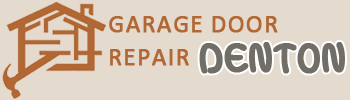 Garage Door Repair Denton TX Logo